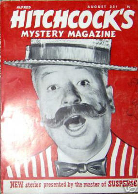 Alfred Hitchcock's Mystery Mag. (Aug. 1962)