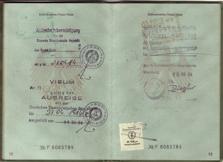 Nuevo Requisito para Viajar a Europa para Latino América