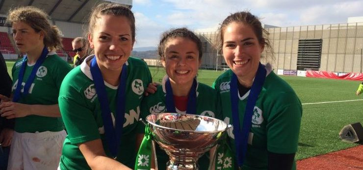 Donegal trio in Irish Women's rugby squad ahead of November Series