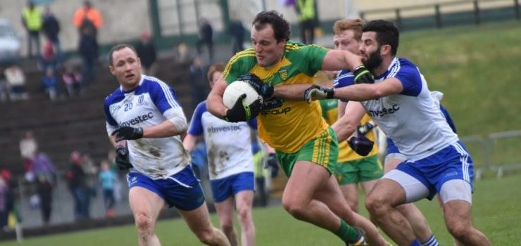 Donegal work hard to salvage late draw against Dublin