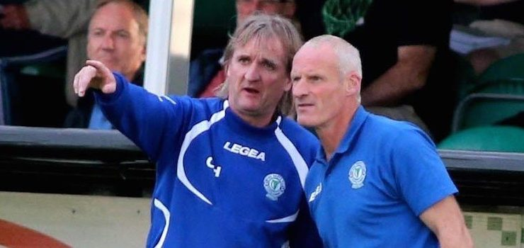 Paul Hegarty to remain as Finn Harps assistant manager for 2017