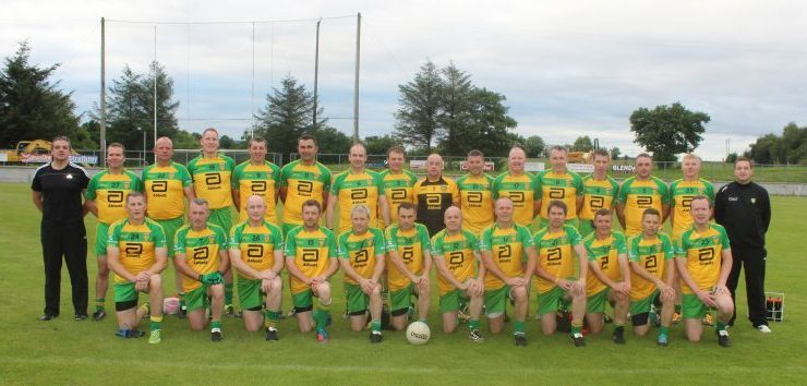 Donegal Masters face Westmeath in Shield semi-final