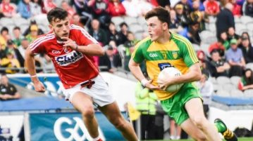 Donegal v Cork Niall O'Donnell