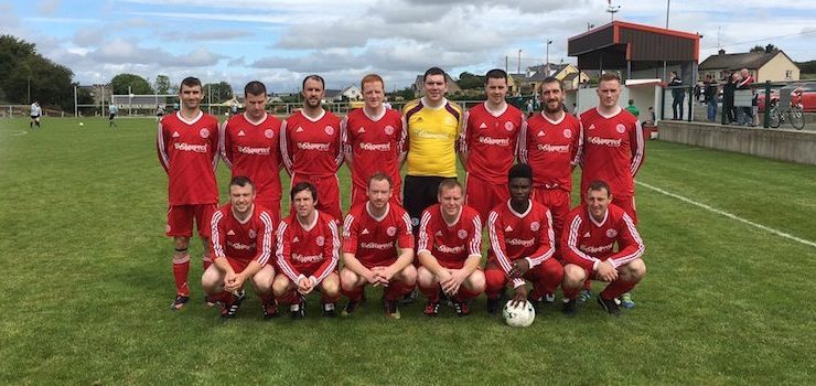 Wins for Drumoghill and Culdaff FC in Ulster Junior Cup