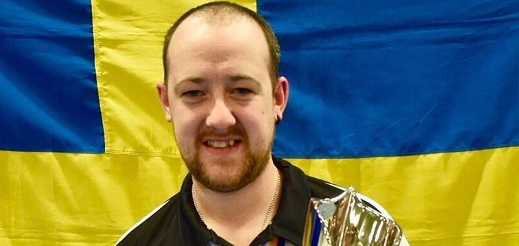 Swedish Masters joy for Burtonport's PJ Gallagher