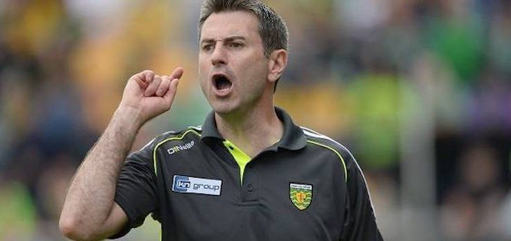 Gallagher encouraged as Donegal dig out a significant draw against All-Ireland champions