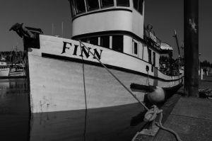 Fishing Boats of Oregon No. 3