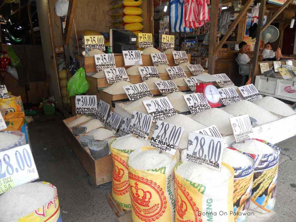many-rice-varieties