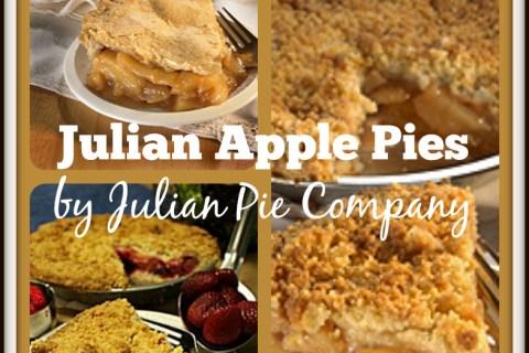 J is for Julian Apple Pie!
