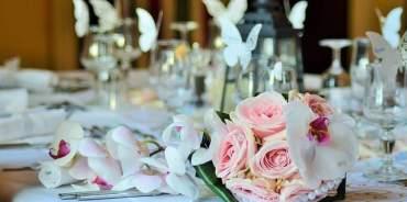banchetto di nozze organizzato da wedding planner