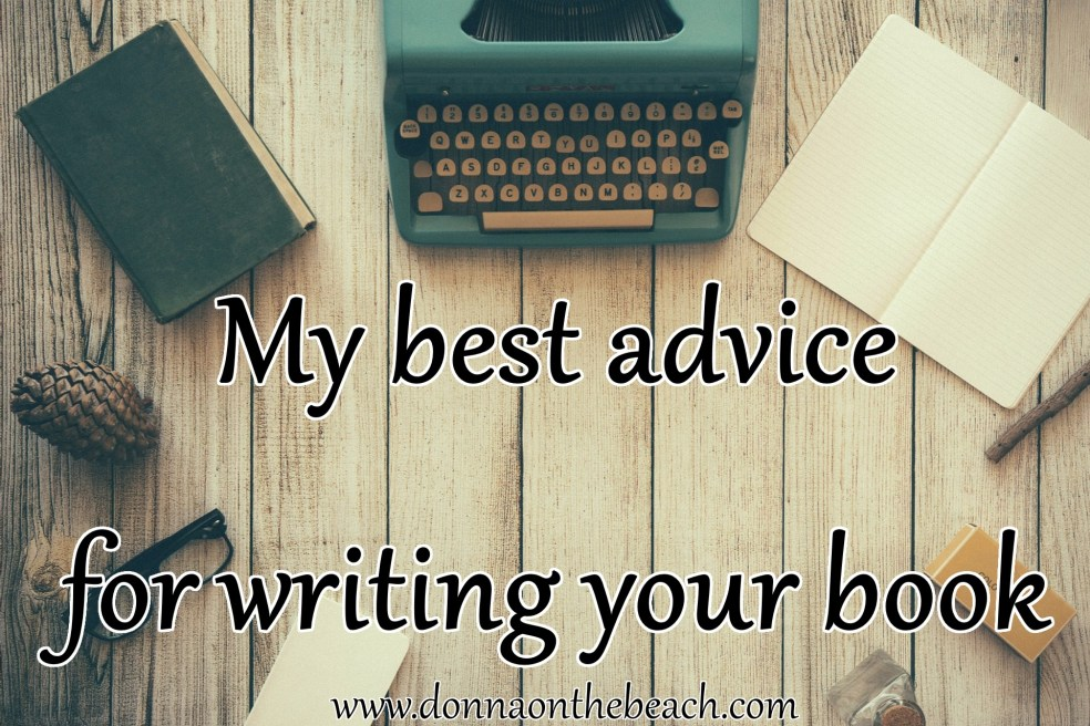 advice for writing your book
