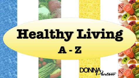 healthy living cover