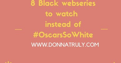 #WebSeriesSoBlack (Your Alternative to #OscarsSoWhite)