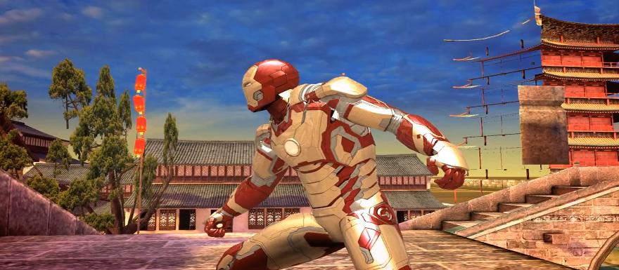 iron man 3 gameloft continuum slider