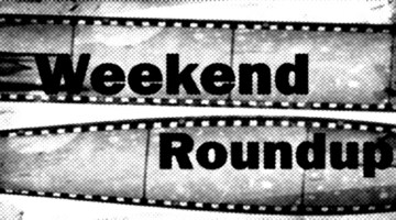 Weekend Roundup banner test