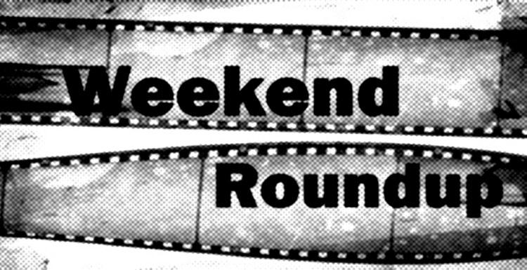 Weekend Roundup banner test
