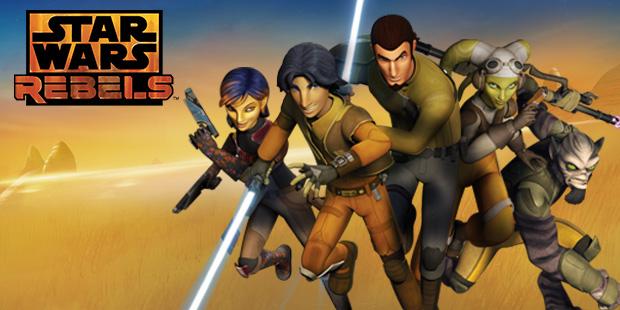 Star Wars Rebels slider 3