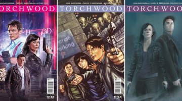torchwood comic slider