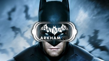 Batman VR slider