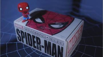 Spiderman CC slider