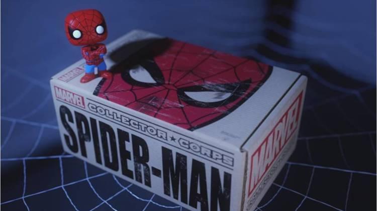 Spiderman CC slider