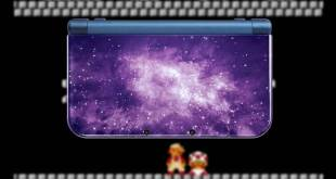 New Nintendo 3DS XL Galaxy collector