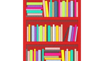 10 Ways to Build a Home Library for Less  |  Doodles and Jots