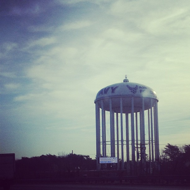 water tower2