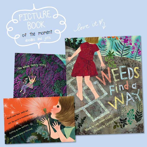 Picture Book about Weeds