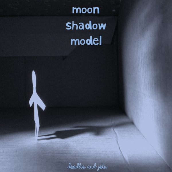 Moon Shadow Model