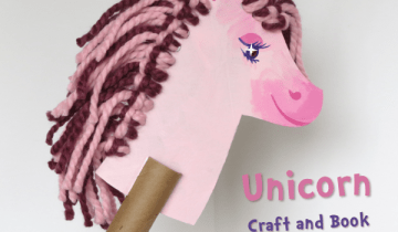 Unicorn Book and Craft