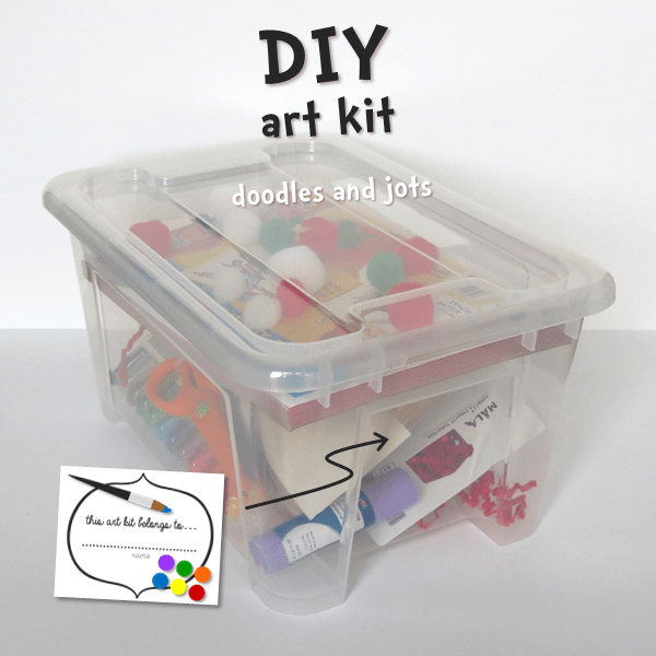 Art Kit Ideas