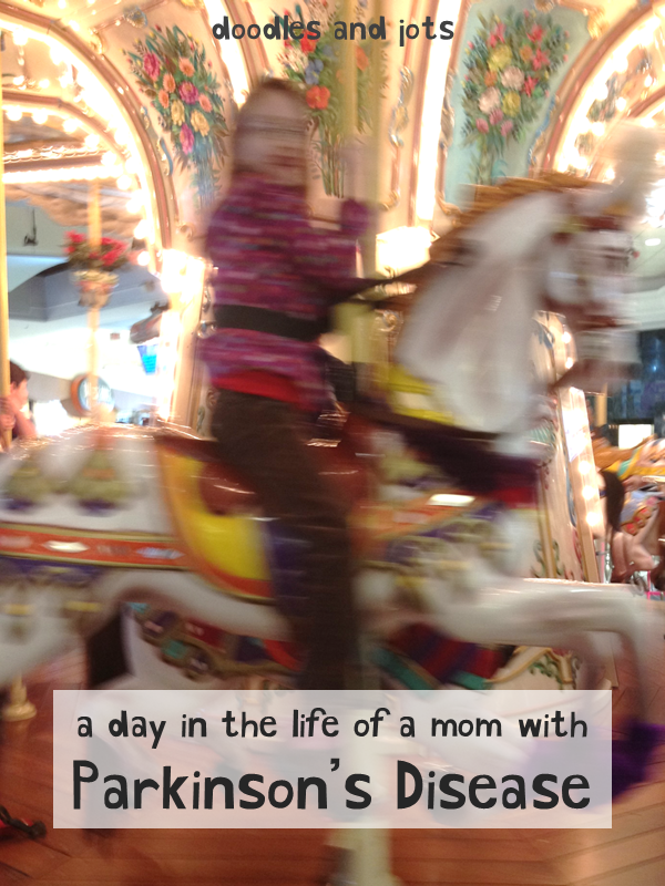 A Day in the Life of a Mom with Parkinson's Disease