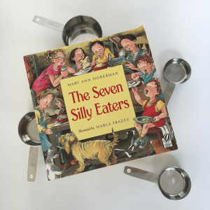 PBOTD Seven Silly Eaters