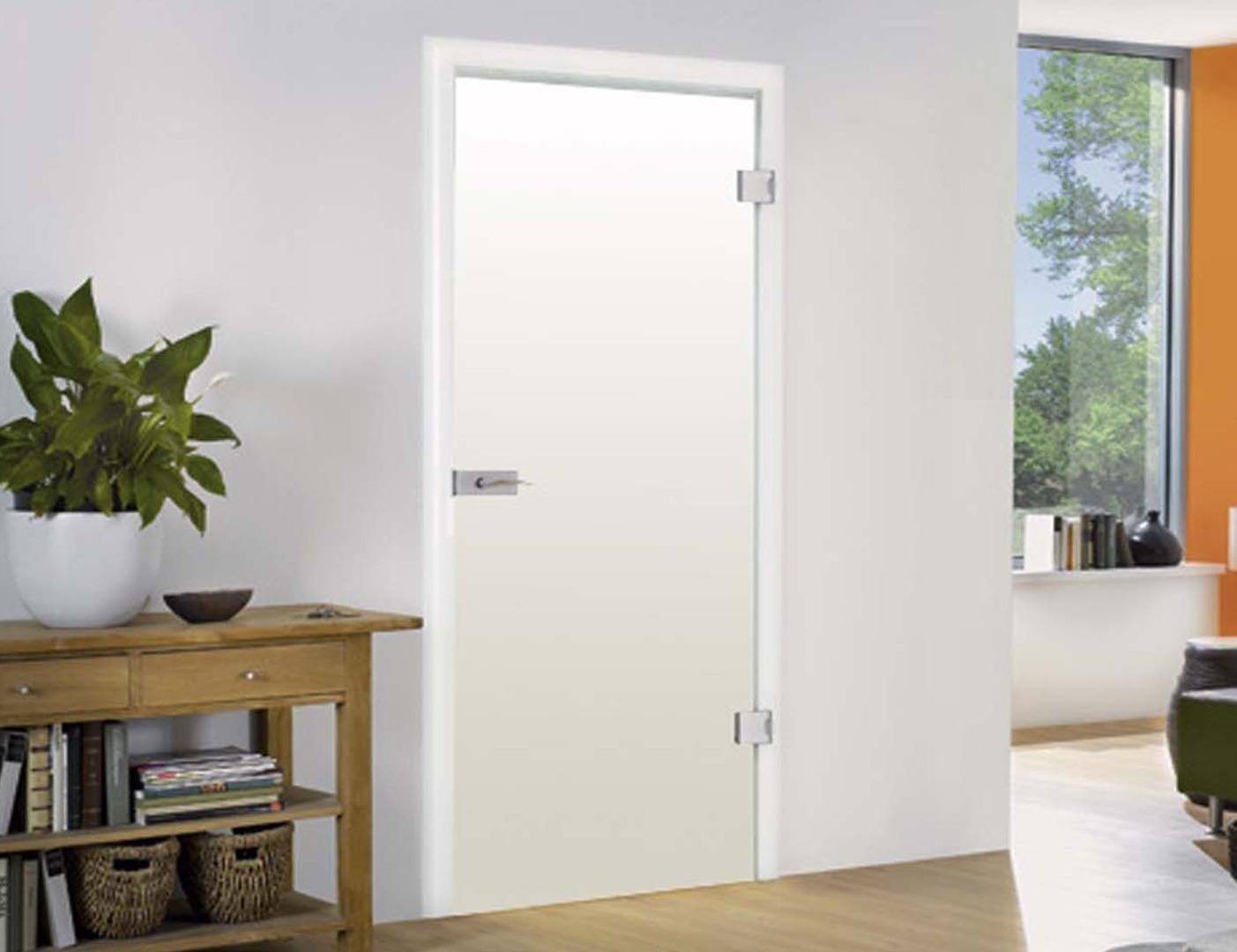 Fullsize Of Frosted Glass Door