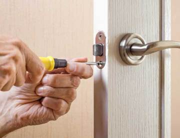 Residential Door Repair