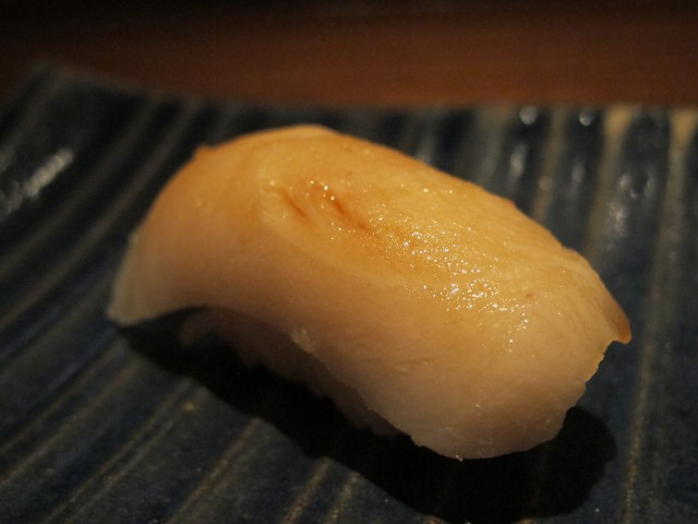 oil fish - anchova negra