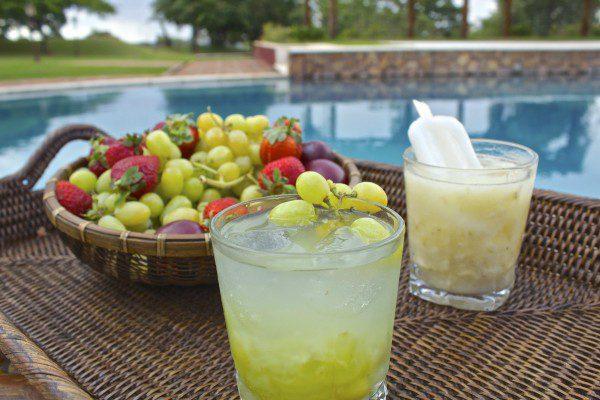 foto caipirinha de uva