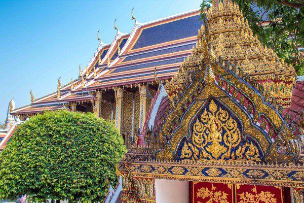 grand palace tailand