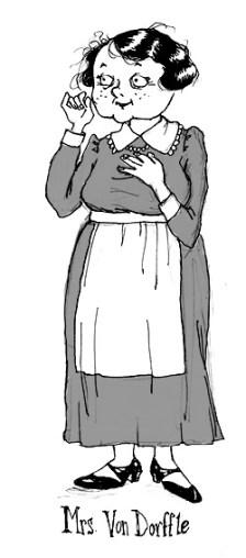 Mrs Von Dorffle