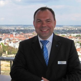 Carsten Dressler ist neuer Hoteldirektor des Dorint An der Kongresshalle Augsburg.Foto: Dorint Hotels & Resorts ? Abdruck honorarfrei