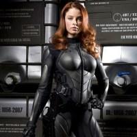 Super Babe: Rachel Nichols