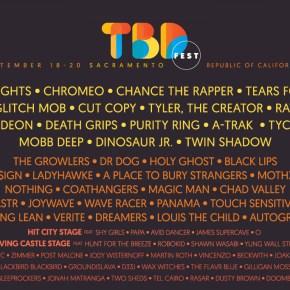 TBD Fest 2015 Lineup