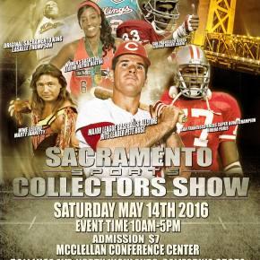 Sacramento Sports Collectors Show