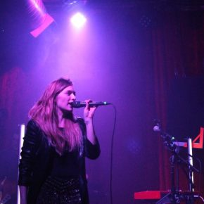 Verite Concert at Rickshaw Stop