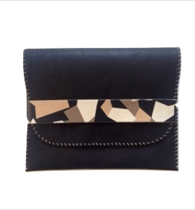Leather Ipad case with vegetable tanning