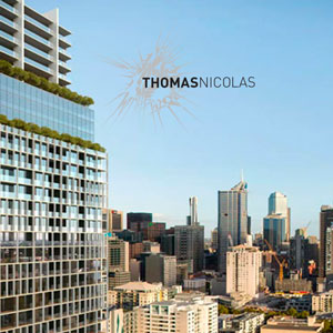 Thomas Nicolas Website