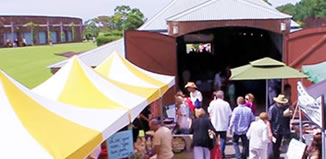 Farmers Market – The Barn at Yering Station