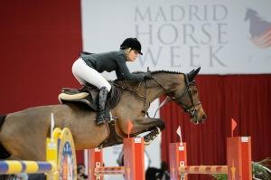 Longines FEI World Cup™ Jumping, Madrid ESP