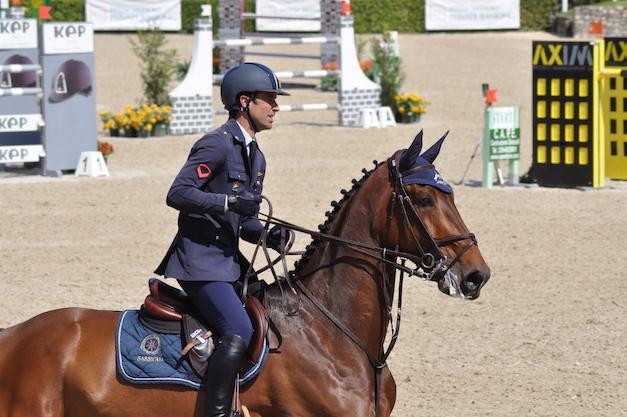 Emilio Bicocchi e Ares ai Campionati Italiani Assoluti 2015